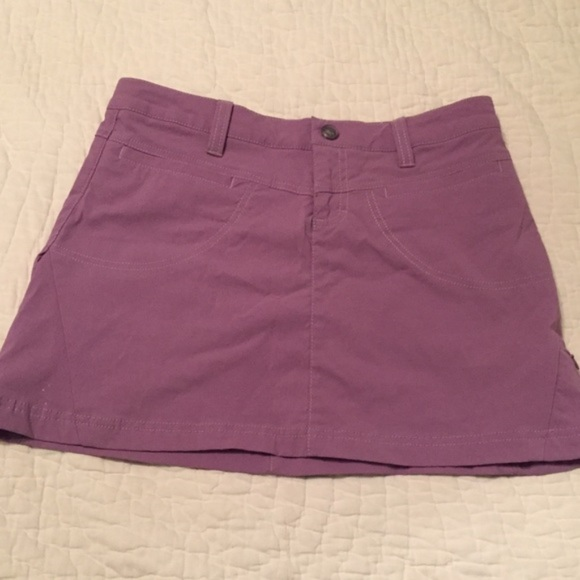 Athleta Pants - Athleta Skort- size 2p- lavender color- EUC